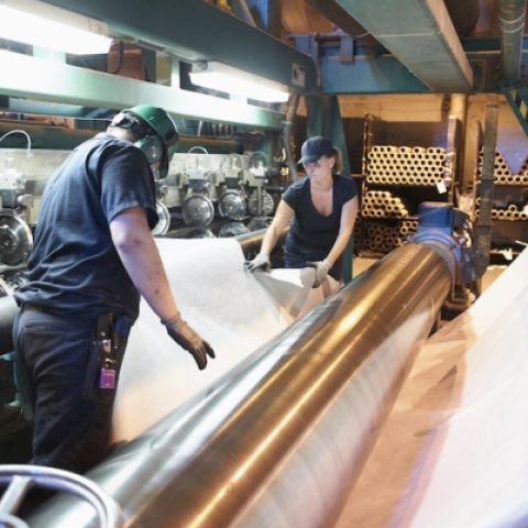 FORMING OF PAPER MAKING