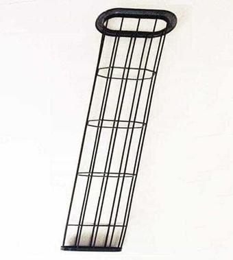 FLAT FILTER BAG CAGE